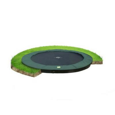 EXIT InTerra groundlevel trampoline 305cm