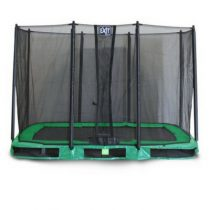 Exit interra inground trampoline 214 x 366 cm