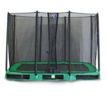 Exit interra inground trampoline 214 x 366 cm