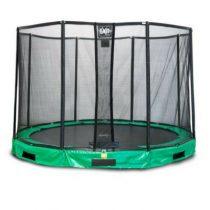 Exit interra inground trampoline 305cm met veiligheidsnet
