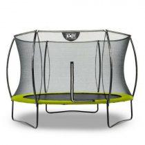 Exit silhouette trampoline 305cm groen