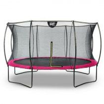 Exit silhouette trampoline 366 cm roze