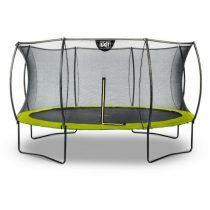 Exit silhouette trampoline 427 cm groen