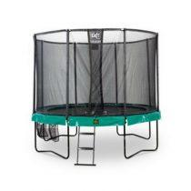 EXIT Supreme trampoline 305cm met ladder en schoenenzak