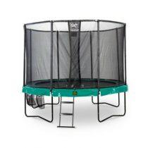 Exit supreme trampoline 366cm met ladder en schoenenzak