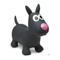 Hippy Skippy skippybal hond zwart