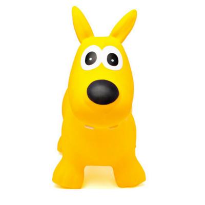 Hippy Skippy skippybal hond geel