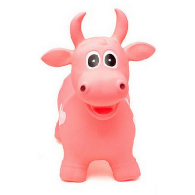 Hippy Skippy skippybal koe roze