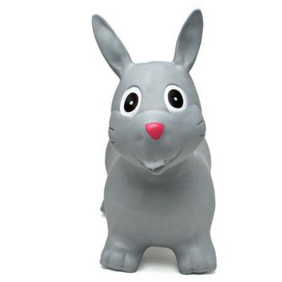 Hippy Skippy skippybal konijn grijs