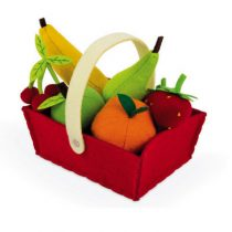 Janod Fruitmandje stof