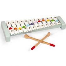 Janod confetti xylofoon metaal