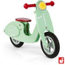 Janod loopfiets scooter mint