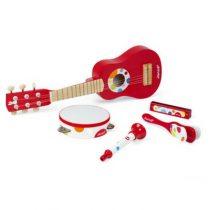 Janod confetti muziekset rood