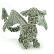 Jellycat knuffel draak Drake Dragon