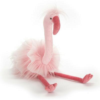Jellycat knuffel flamingo Flo Maflingo