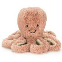 Jellycat knuffel octopus Odell Octopus Baby