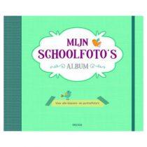 Deltas Mijn schoolfoto's album groen