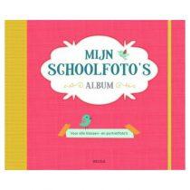 Deltas Mijn schoolfoto's album rood