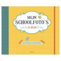 Deltas Mijn schoolfoto's album geel