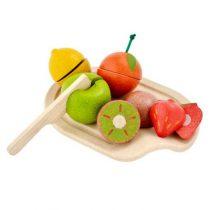 PlanToys fruit assortiment