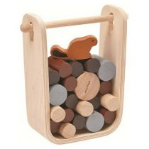 PlanToys spel Timber Tumble