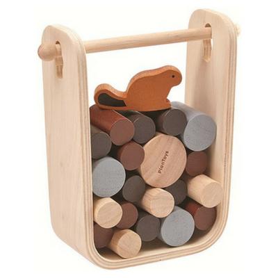 PlanToys spel Timber Tumble