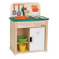 Plantoys keuken met koelkast