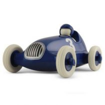 Playforever auto Bruno Racing Car Metallic Blue