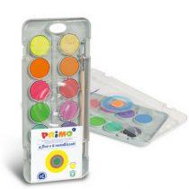 Primo Aquarelverf tablet 12 kleuren special