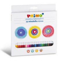 Primo Minabella kleurpotloden 24 stuks