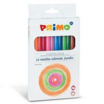Primo box met 12 jumbo kleurpotloden