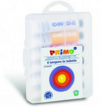 Primo box met 6 plakkaatverftubes