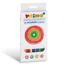 Primo Minabella kleurpotloden 12 kleuren