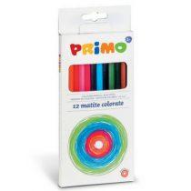 Primo set van 12 kleurpotloden