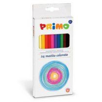 Primo set van 24 kleurpotloden.