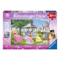 Ravensburger 2 puzzels Betoverende princessen