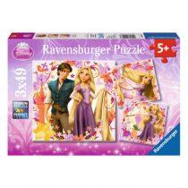 Ravensburger 3 puzzels Disney Rapunzel