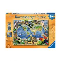Ravensburger puzzel 300 World of wildlife