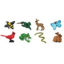 Safari LTD speelfiguurtjes Achtertuin mini
