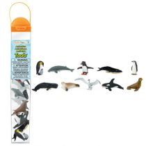 Safari LTD speelfiguurtjes Antartica koker