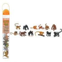 Safari LTD speelfiguurtjes Apen koker