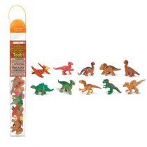 Safari LTD speelfiguurtjes Dino baby´s koker