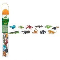 Safari LTD speelfiguurtjes regenwoud koker