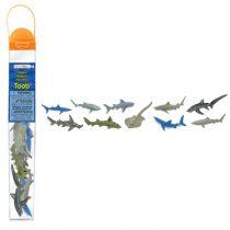 Safari LTD speelfiguurtjes haaien koker