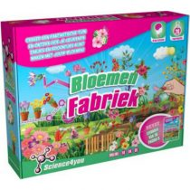 Science4you Bloemen fabriek