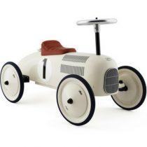 Vilac Loopwagen vintage parelmoer metaal