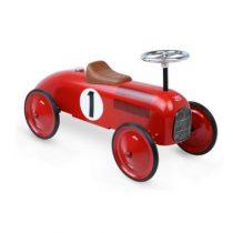 Vilac Loopwagen vintage rood metaal