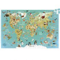 Vilac puzzel wereld