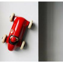 playforever auto Bruno racing car Red