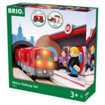 BRIO trein Metro treinset